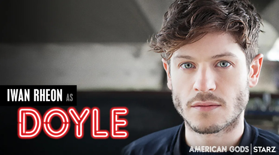 Iwan Rheon - Just About TV
