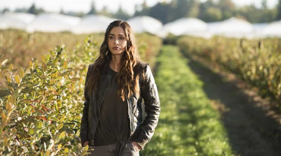 Lindsey Morgan - Just About TV