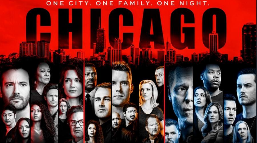 Nouvelle vidéo promotionnelle pour la franchise One Chicago de NBC