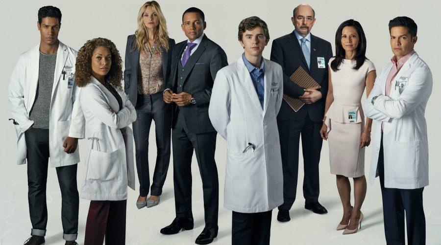 cast good doctor saison 1
