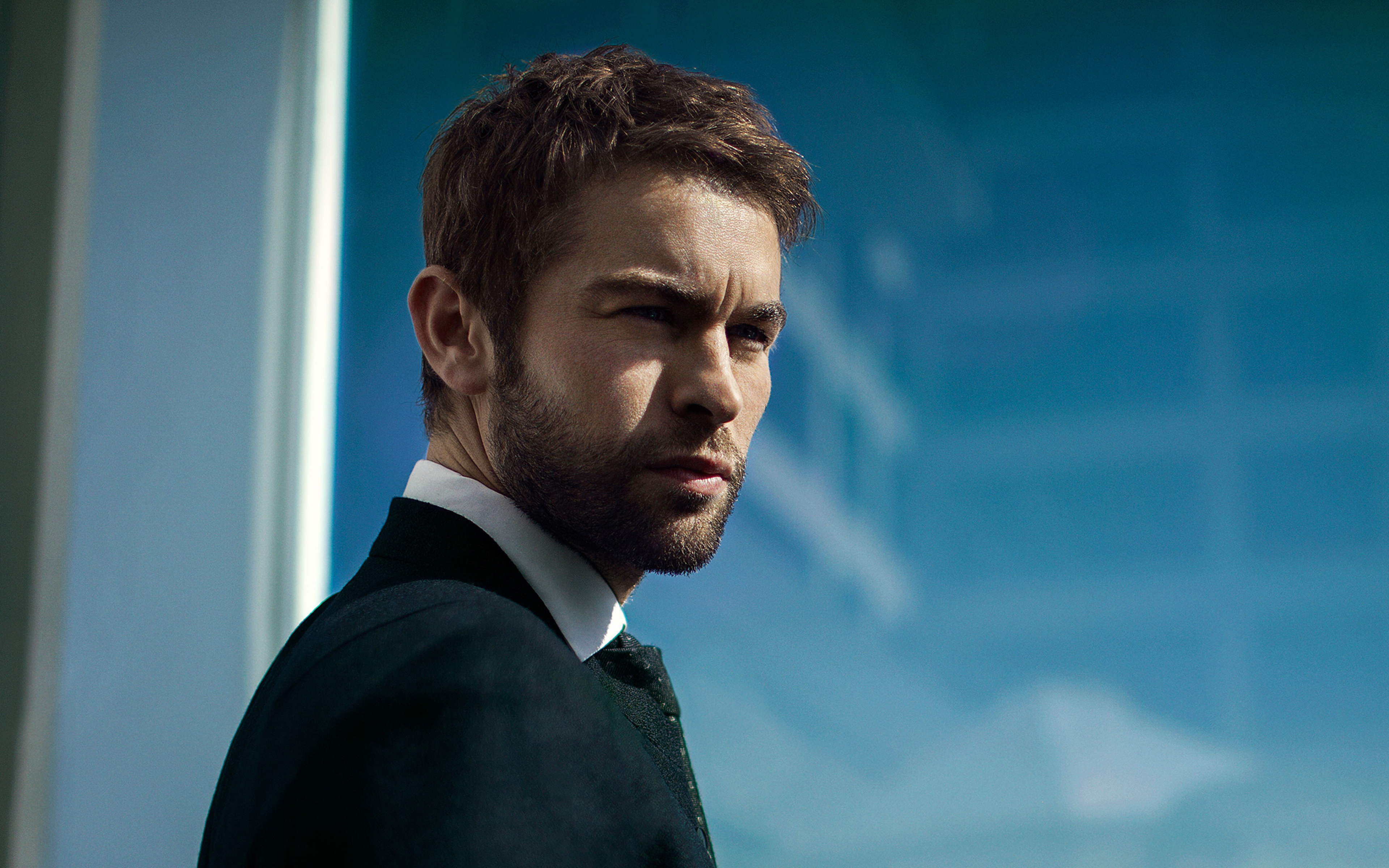 Chace Crawford - Casual - Just About TV