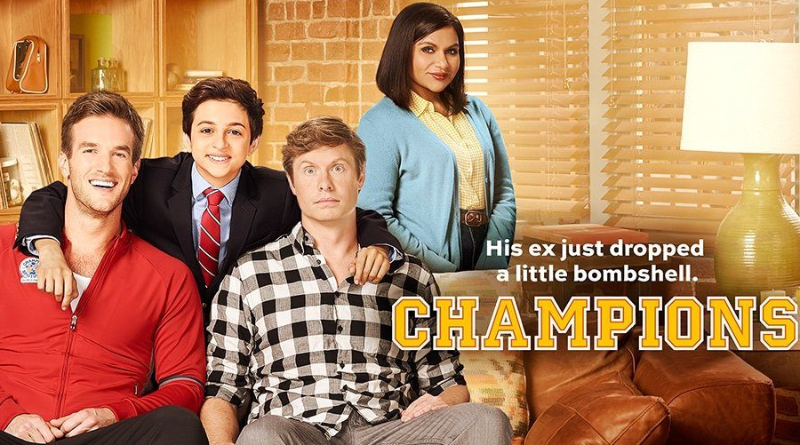 NBC annule sa comédie Champions après une seule saison