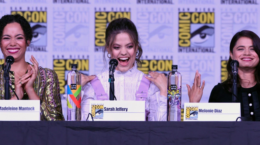 Charmed au San Diego Comic Con 2018 : les producteurs promettent que ce reboot fera honneur à l'original