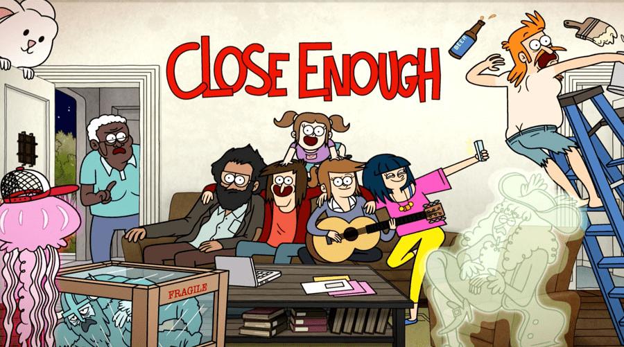 Close Enough, en juillet sur Adult Swim