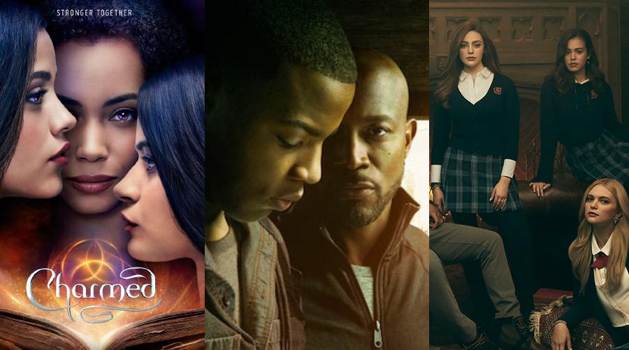 The CW commande des épisodes supplémentaires pour Charmed, All American et Legacies