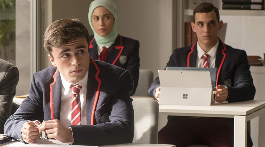 Netflix renouvelle Elite pour une saison 3 !