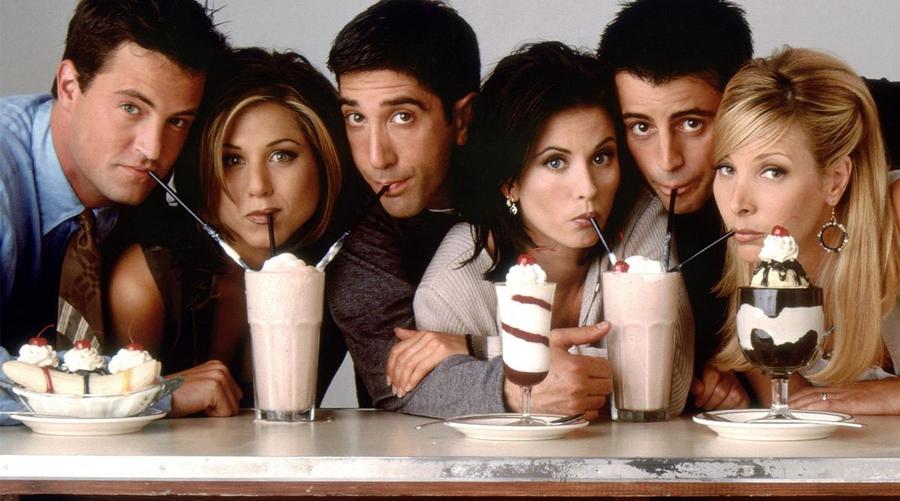 Un épisode inédit de Friends sur HBO Max !