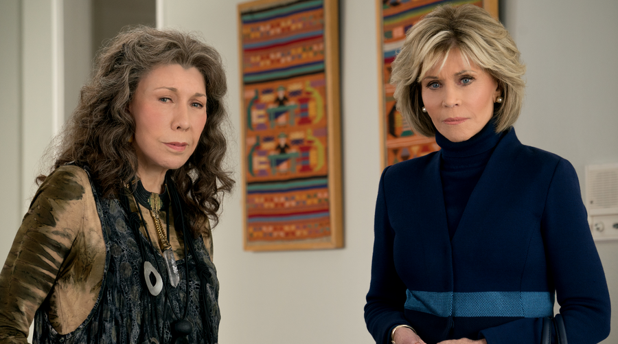 Grace and Frankie : un trailer pour la saison 6