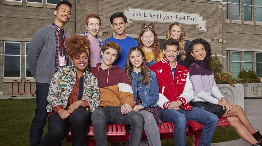 Les premières images de la saison 2 de High School Musical: The Musical: The Series !