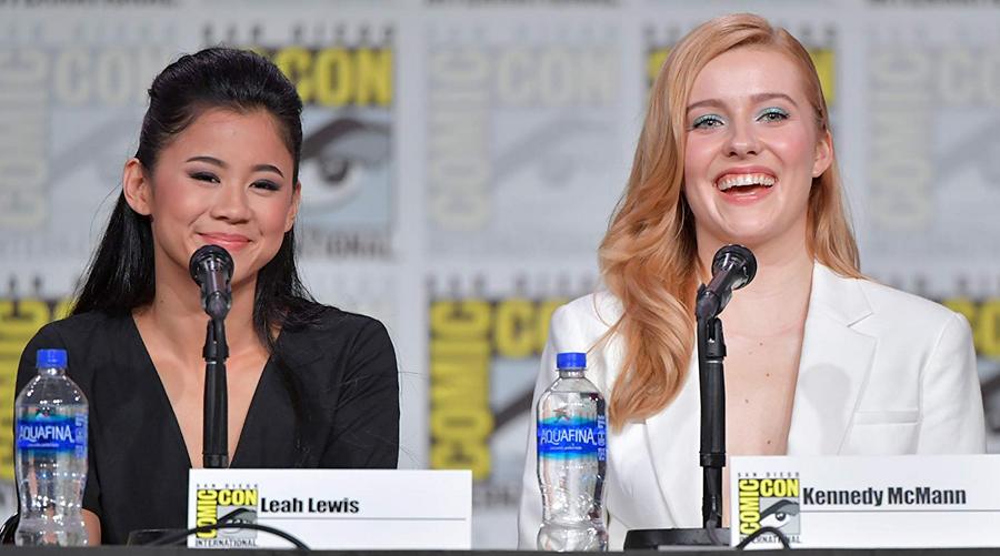 Focus sur Nancy Drew (The CW) lors du San Diego Comic Con 2019