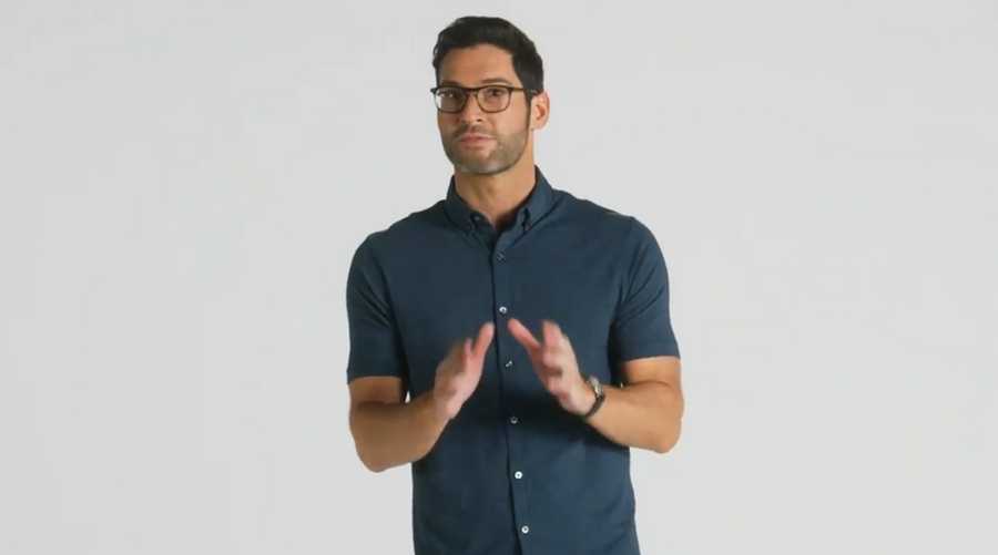 Tom Ellis a un message pour les fans de Lucifer...