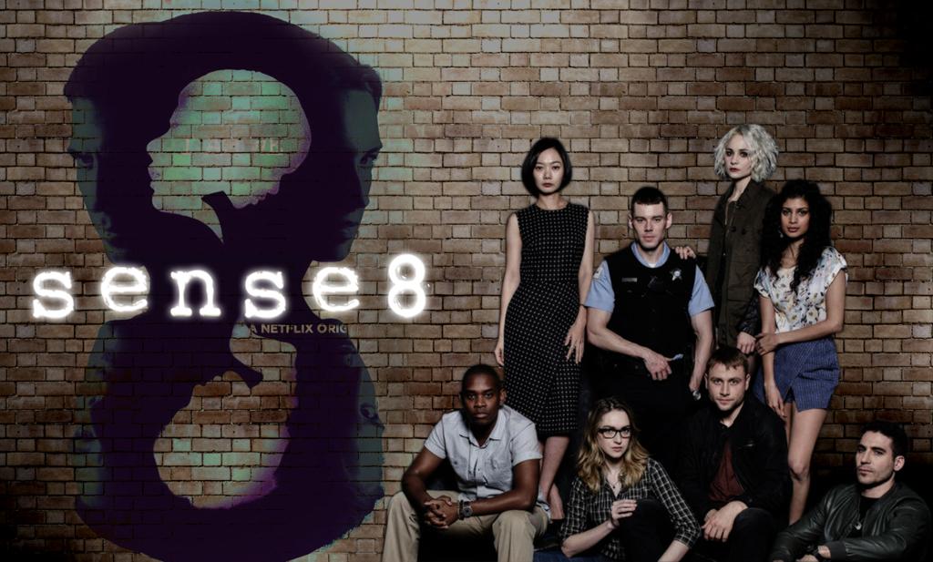 Série du mois : Sense8