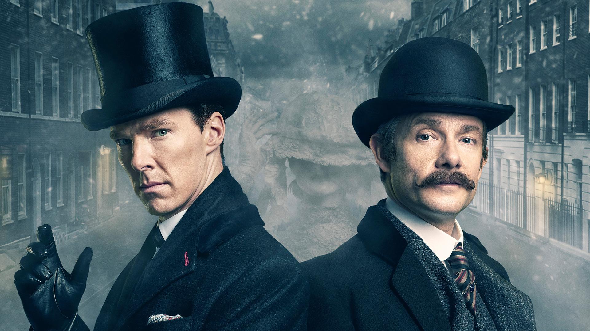 Série du mois : Sherlock