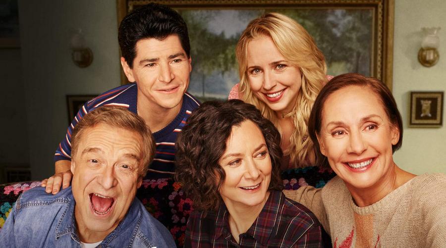 ABC renouvelle The Conners pour une deuxième saison