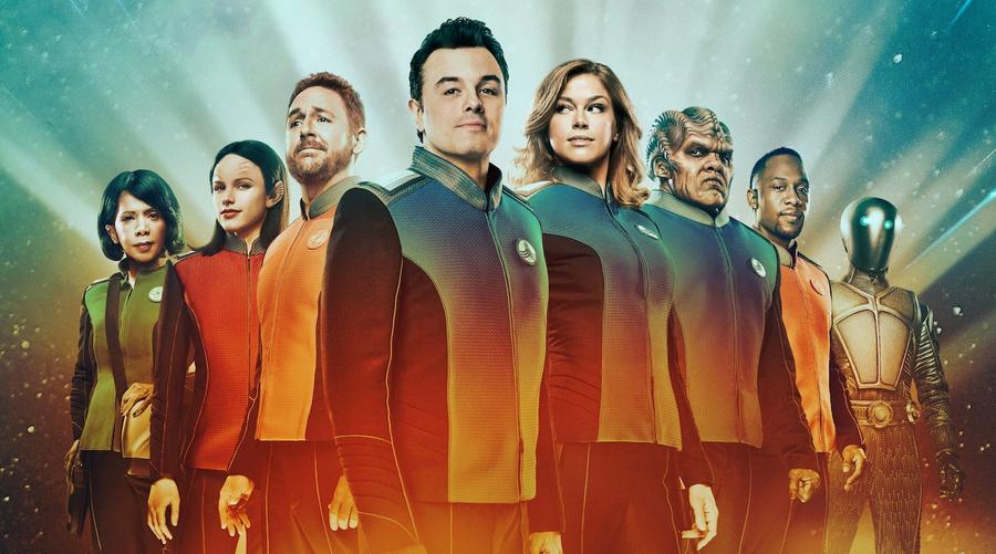 The Orville au San Diego Comic Con : une bande-annonce et une date pour la seconde saison