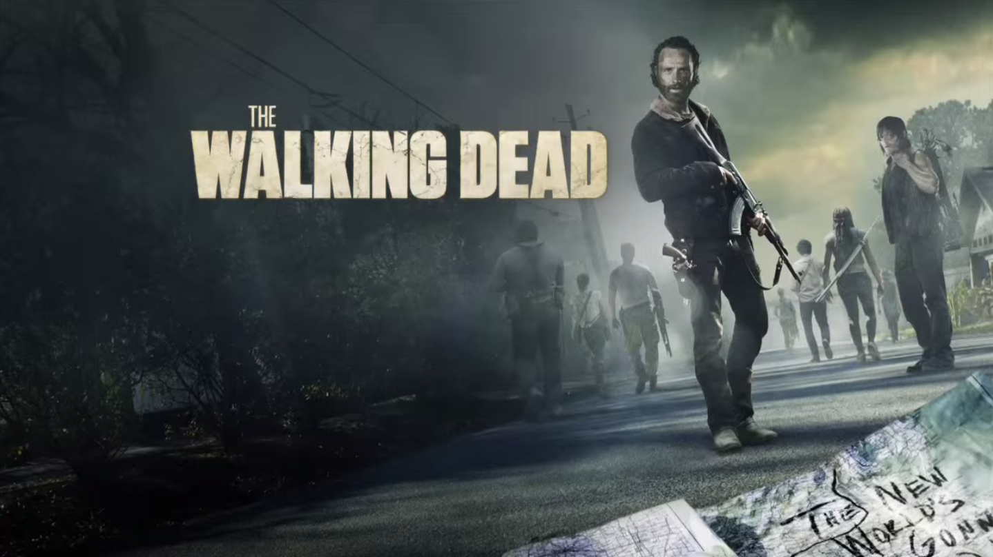 Série du mois : The Walking Dead