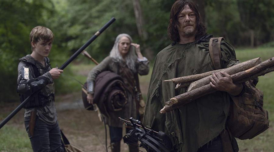 The Walking Dead : renouvelée pour une saison 10