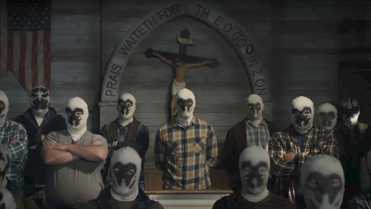 Watchmen : HBO dévoile une bande annonce de la série lors du San Diego Comic Con 2019