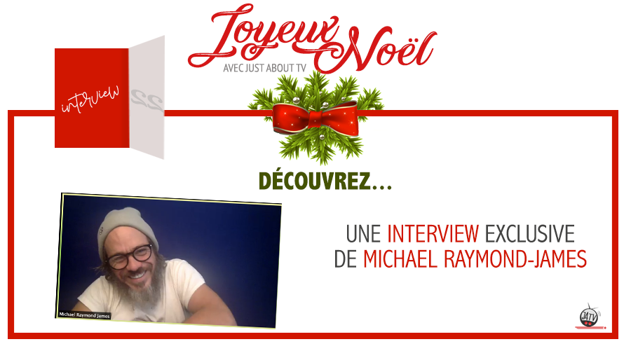 [Calendrier de l'avent – Jour 22] Interview de Michael Raymond-James lors de la THECOnline de People Convention