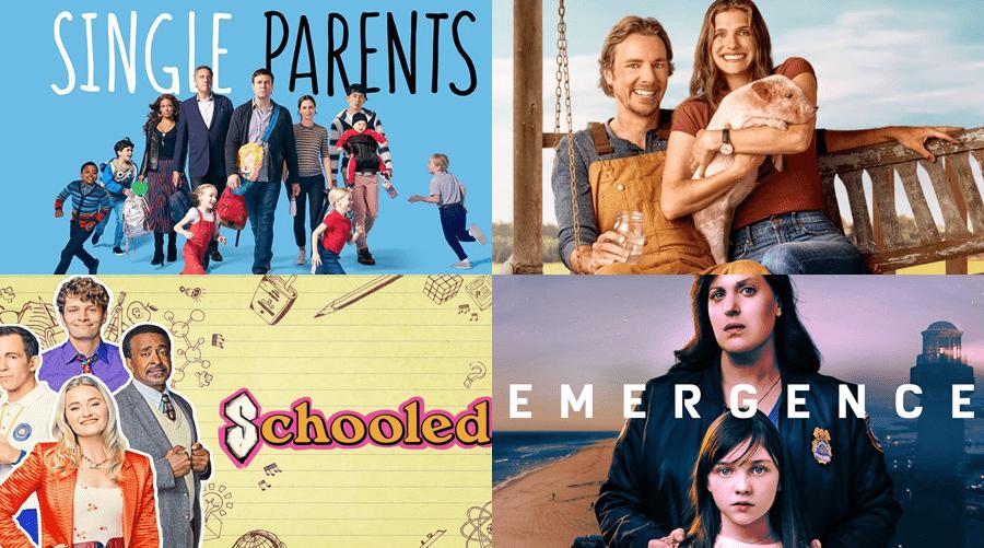 ABC annule 4 de ses séries