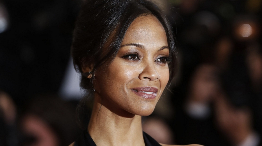 From Scratch : Zoe Saldana rejoint le casting