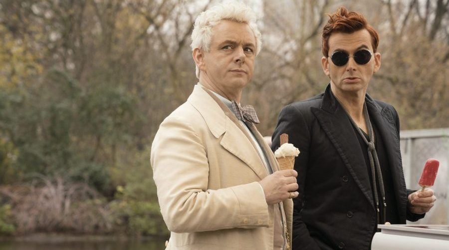 Good Omens - Just About TV