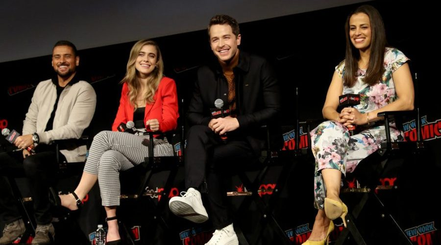 Manifest New York Comic Con- Just About TV