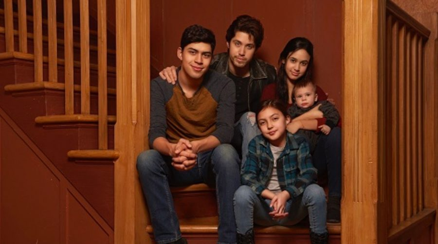 Reboot Party of five