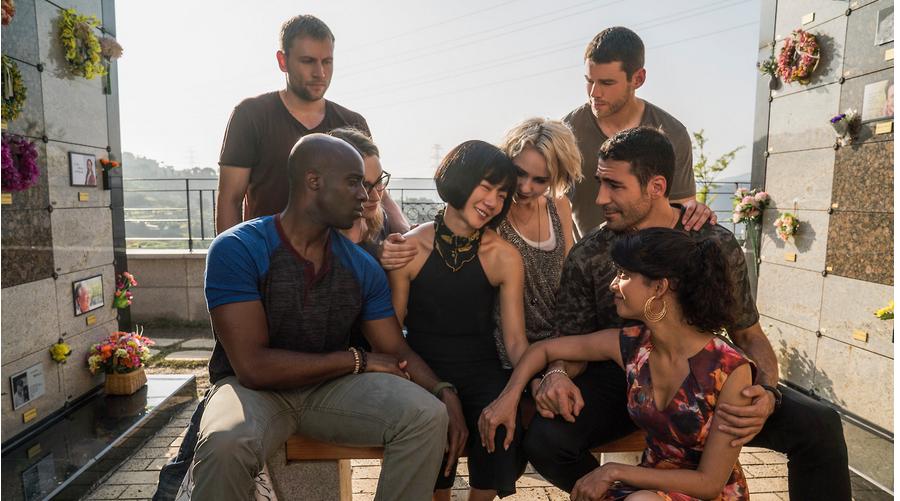 Netflix dévoile le trailer de la seconde saison de Sense8