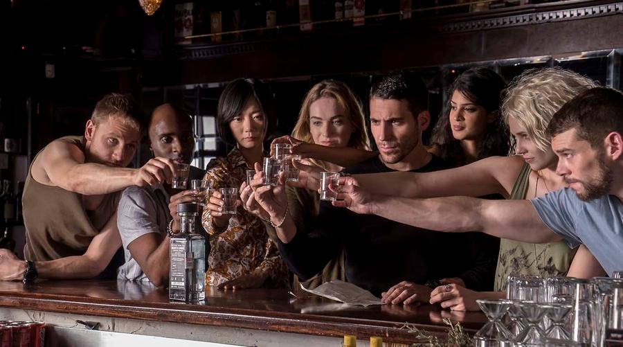 Netflix annule Sense8, il n'y aura donc pas de saison 3