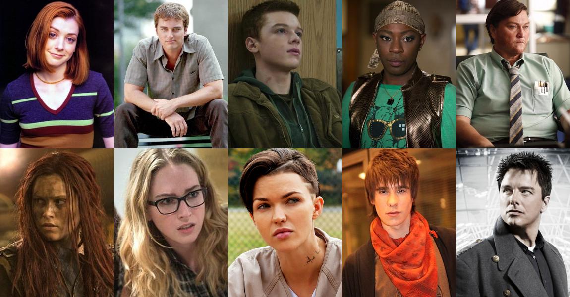 15 personnages membres de la communauté LGBT qui ont marqué le monde des séries !