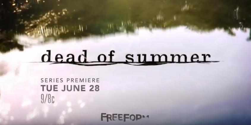 Des teasers et un trailer pour Dead of Summer