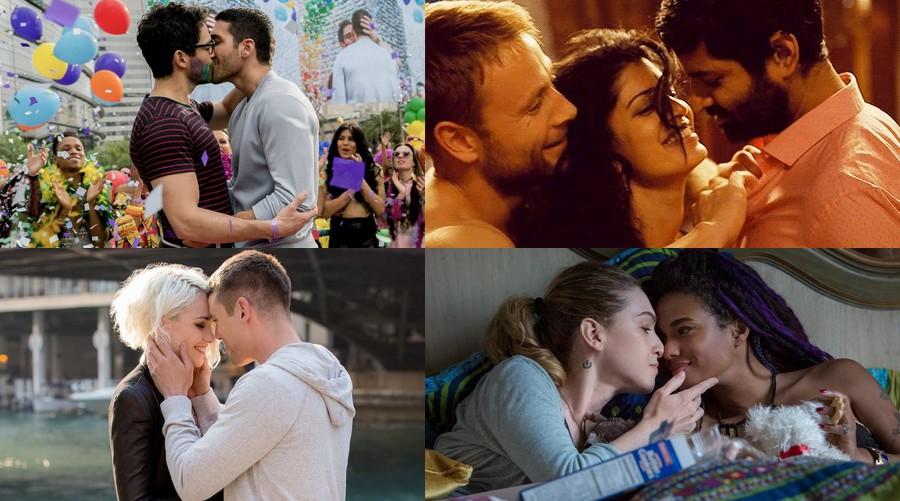 Sense8 : focus sur les relations amoureuses