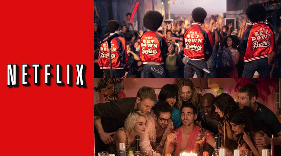 Netflix défend les annulations de The Get Down et Sense8