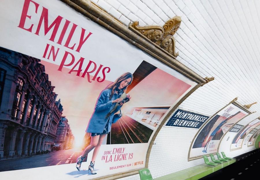 Emily In Paris : Les lieux de tournage