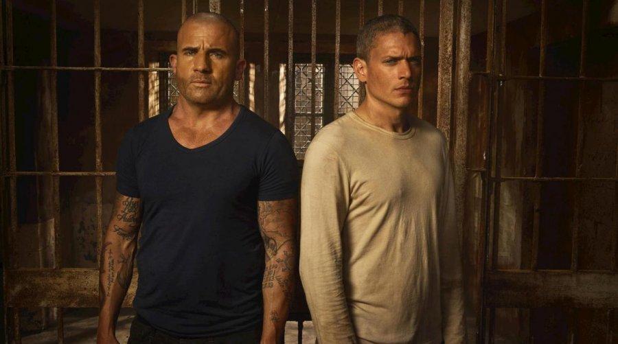 Wentworth Miller et Dominic Purcell annoncent qu'il n'y aura pas de saison 6 à Prison Break !