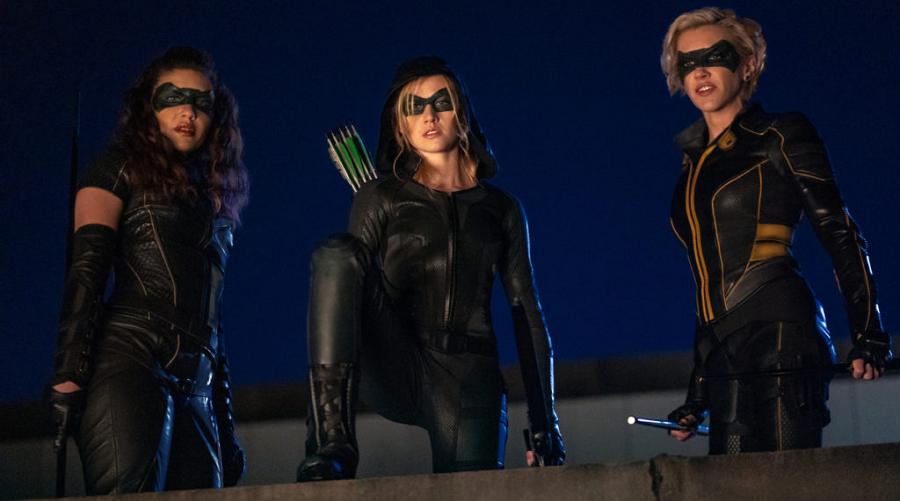 Mauvaises nouvelles pour l'Arrowverse : pas de spin-off et pas de crossover !