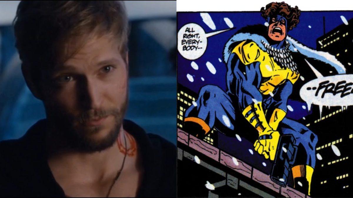 The Flash : Jon Corn dans le rôle du méchant de la saison 7