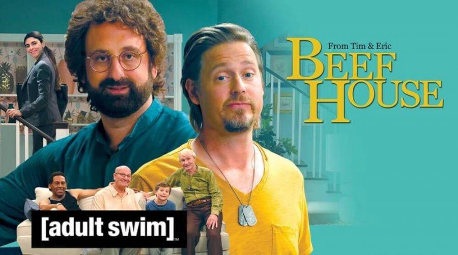 Beef House : la nouvelle série d'Adult Swim sera bientôt disponible en SVOD
