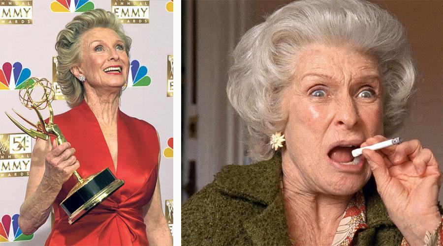 Malcolm : Cloris Leachman, l'interprète de la méchante grand-mère Ida, est décédée