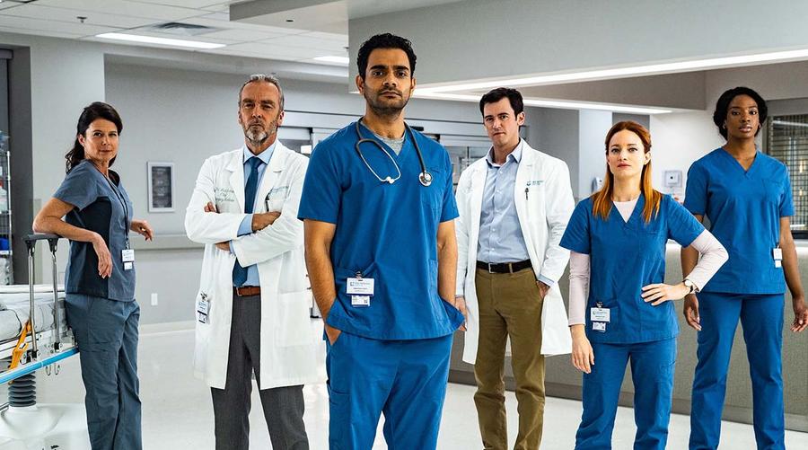 Transplant, diffusée dès mars sur Warner TV !