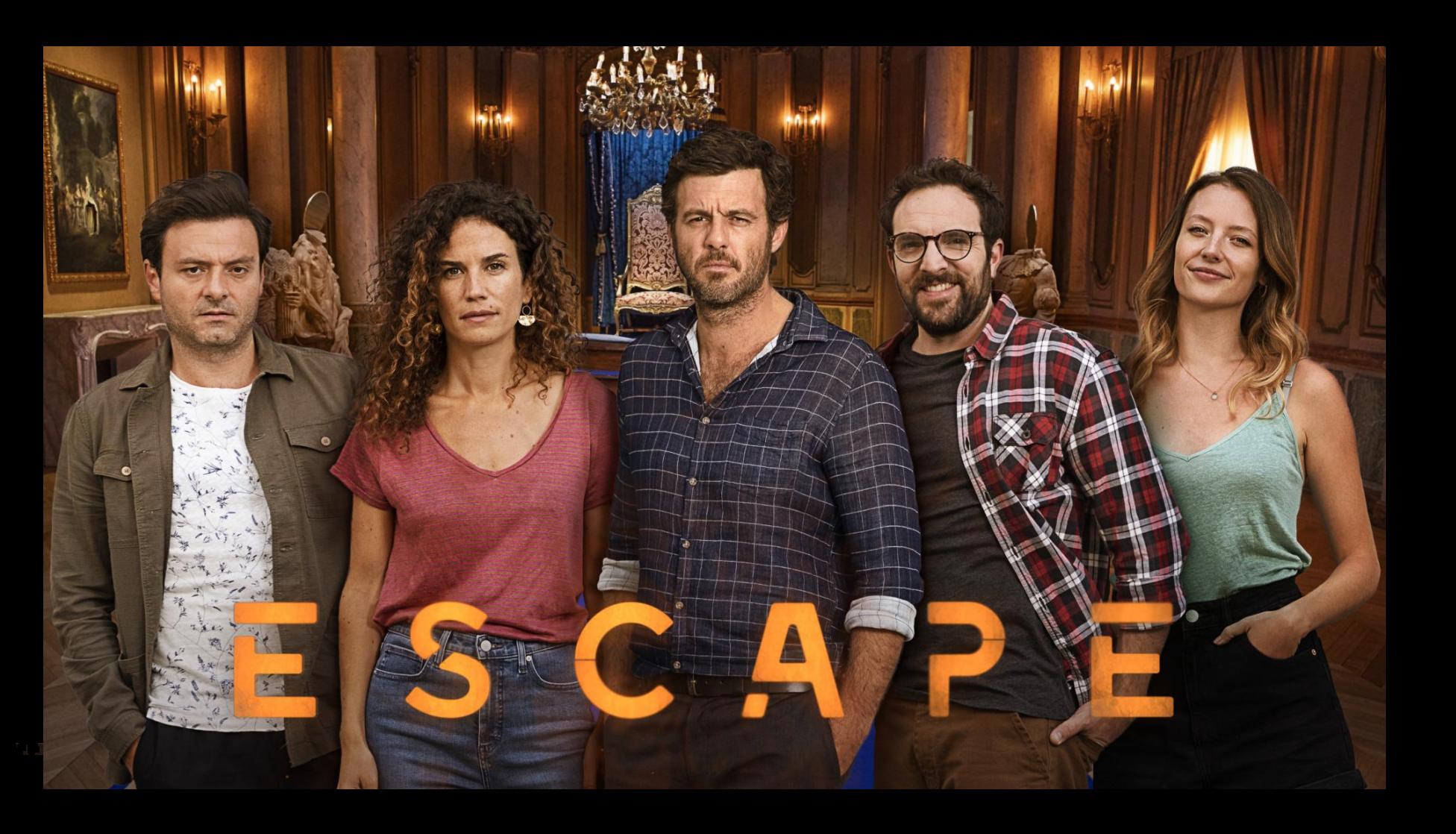 Escape (W9) : l'avis de la rédac' sur la mini-série !
