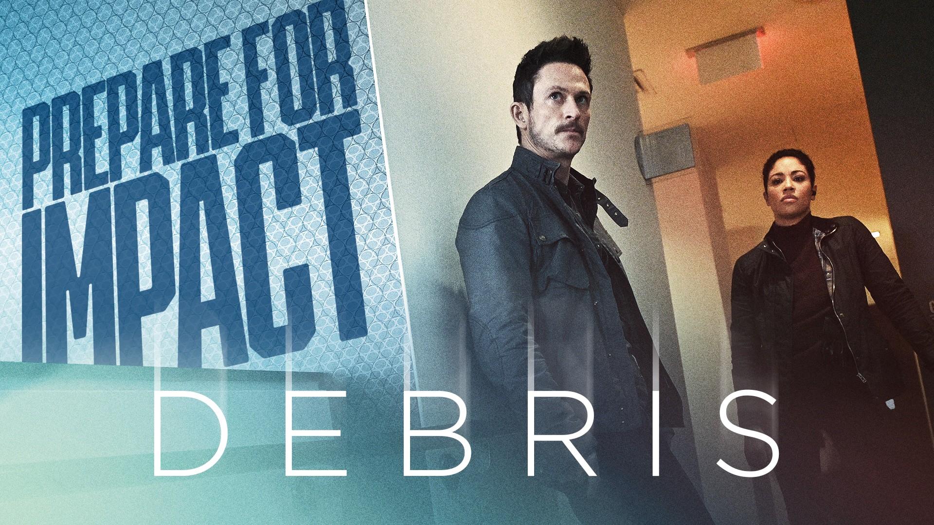 Sébastien Roché rejoint le casting d'une nouvelle série de science-fiction : Debris