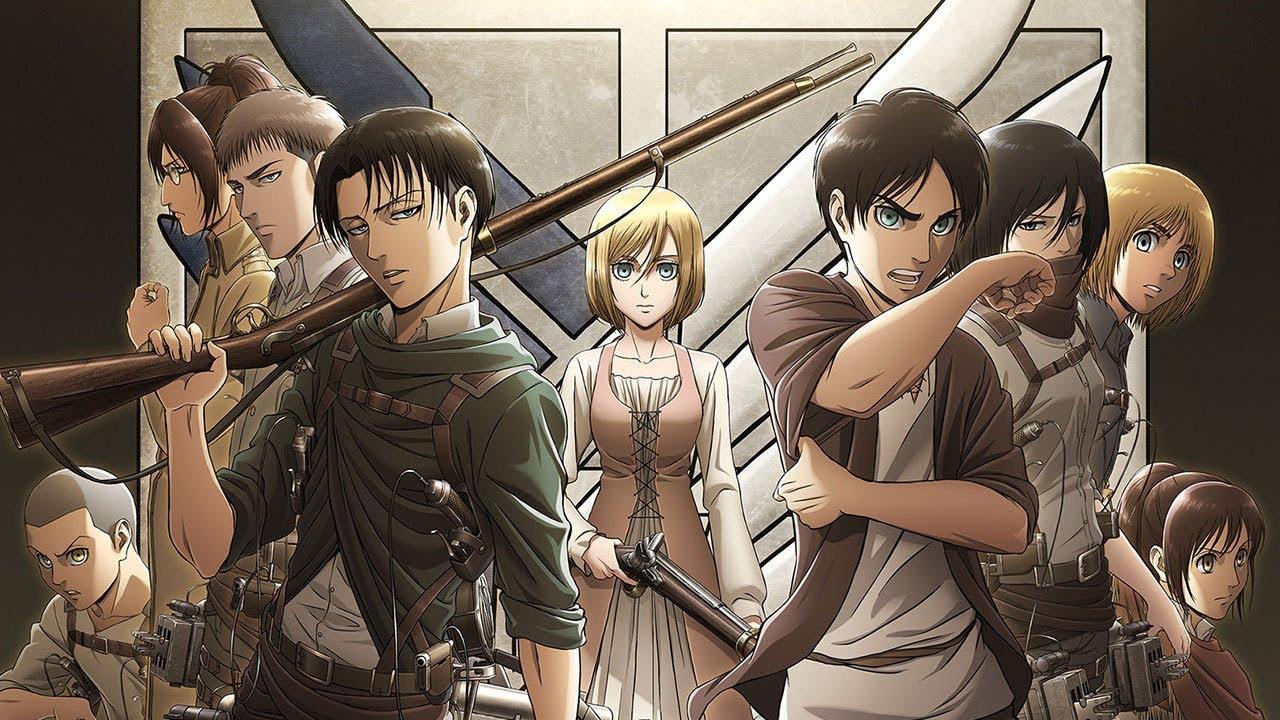 Shingeki No Kyojin (L'Attaque des Titans) : l'avis de la rédac' sur la saison 3 !