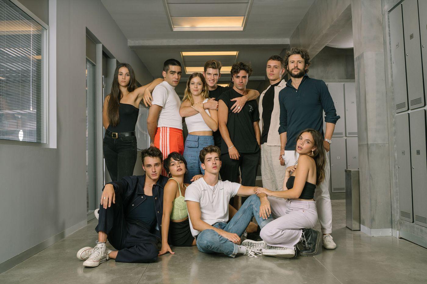 Elite : la série déjà renouvelée pour une cinquième saison et deux nouveaux noms au casting