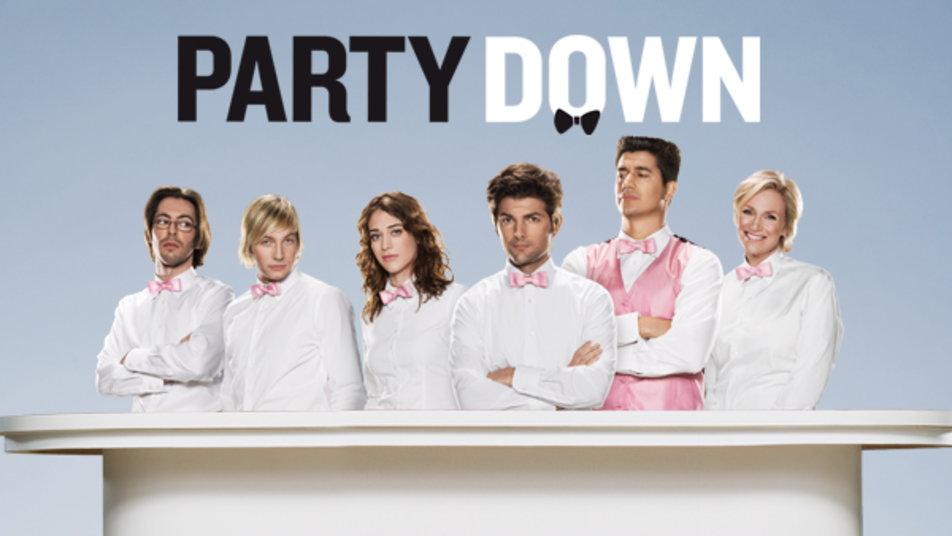 Party Down : une nouvelle version de la série chez STARZ !