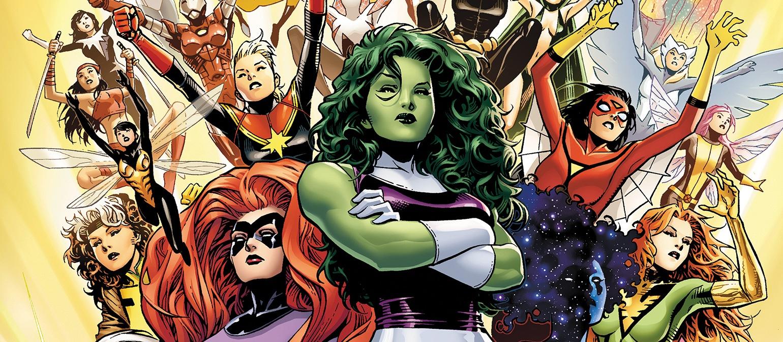 Les femmes dans les séries Marvel : les choix de la rédac' !