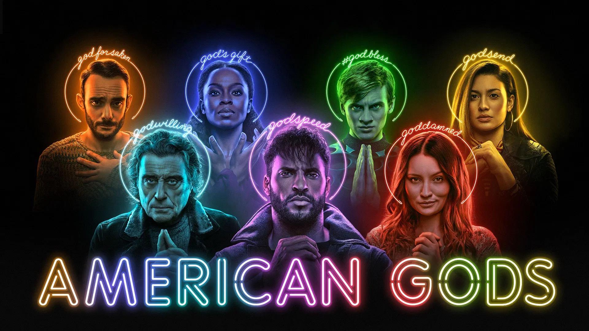 American Gods annulée après la saison 3
