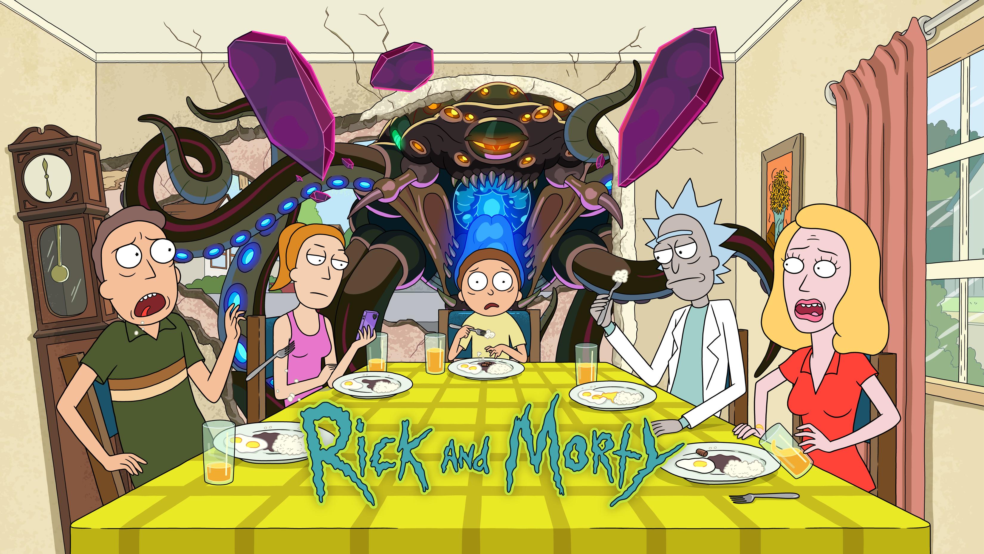 Rick et Morty : la saison 5 bientôt diffusée en France sur Adult Swim !