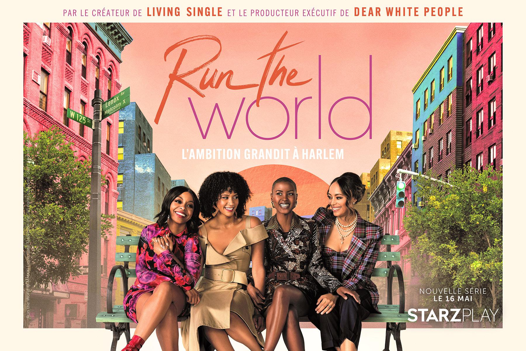 Run The World : la série de Starzplay s'offre une date et un premier trailer !